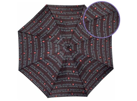 Зонт женский Slim (Ультра тонкий). Механический, 3 сложения.