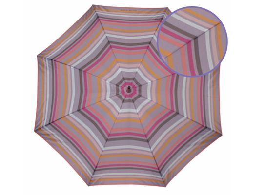 Зонт Slim (Ультра тонкий). Механический, 3 сложения.