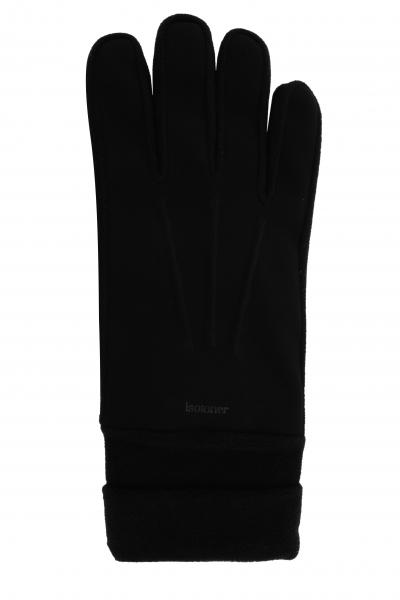 Перчатки тканевые ЧерныйNoir Бельсеттрикотаж