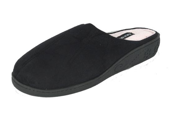 Замша домашняя обувь женская